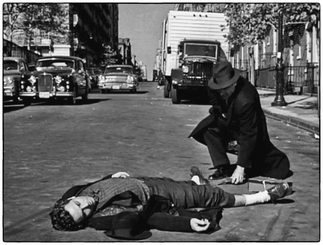 PETER FALK ABATTU EN PLEIN NEW YORK...