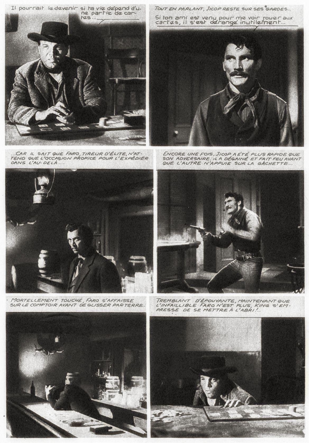Jack Palance Filmes Delightful les films de lee van cleef | blog du west 2 | page 5