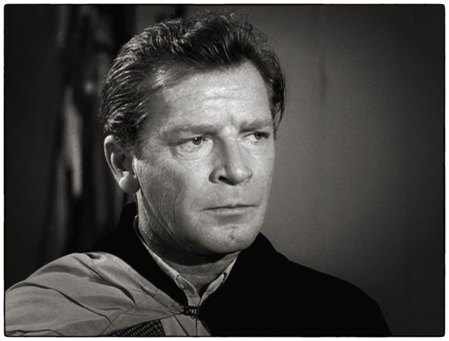 RICHARD BASEHART (1914-1984), ACTEUR AMÉRICAIN À LA CARRIÈRE INTERNATIONALE, DE HUSTON À FELLINI EN PASSANT PAR LELOUCH...
