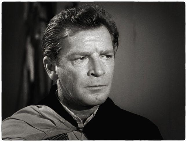 RICHARD BASEHART (1914-1984), ACTEUR AMÉRICAIN À LA CARRIÈRE INTERNATIONALE, DE HUSTON À FELLINI EN PASSANT PAR LELOUCH...