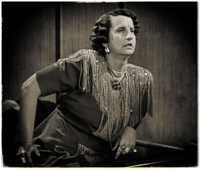 HOPE EMERSON (1897-1960), ACTRICE DES ANNÉES 50, IMMENSE PAR LA TAILLE ET PAR LE TALENT. ELLE A PEU TOURNÉ, HÉLAS...