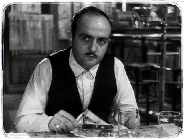 BERNARD BLIER (1916-1989), UN DES ACTEURS LES PLUS MARQUANTS DU CINÉMA FRANÇAIS. PLUS DE 180 FILMS À SON PALMARÈS !