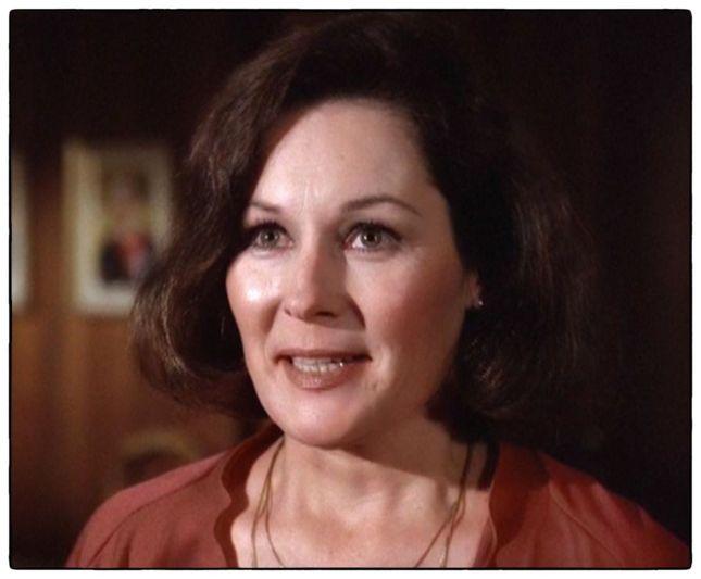 MARJ DUSAY, BELLE ACTRICE DE TV DES ANNÉES 70.