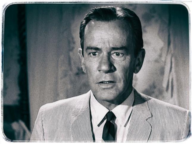 RICHARD CARLSON (1912-1977), VEDETTE DE SÉRIES B DES ANNÉES 50, RECONVERTI À LA TV.