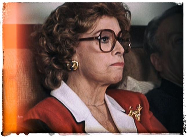 JAYNE MEADOWS (1919-2015), ACTRICE DE COMÉDIES, ESSENTIELLEMENT VUE À LA TV.