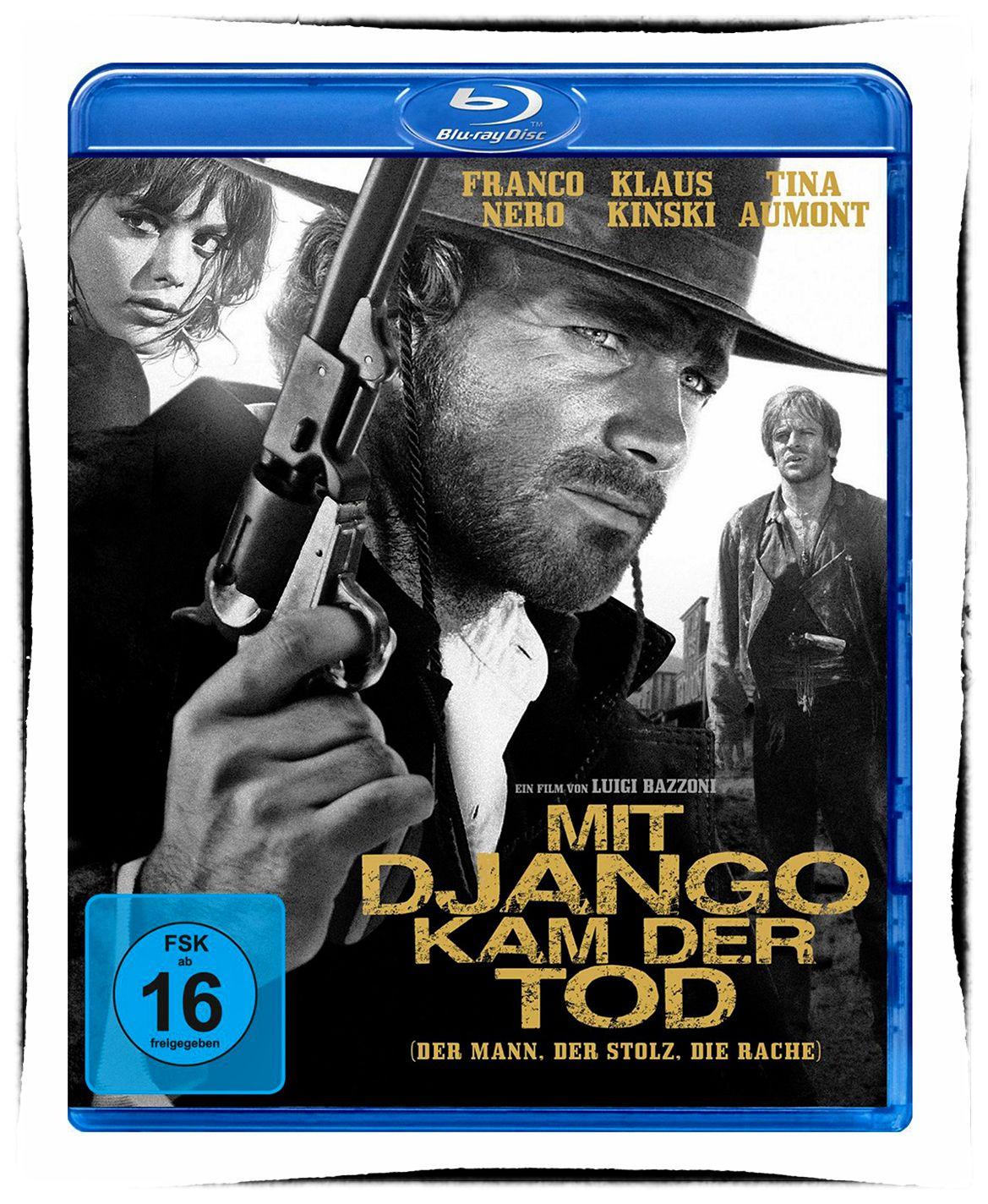 L'homme , l'orgueil et la vengeance . L'uomo, l'orgoglio, la vendetta . 1967 . Luigi Bazzoni . Django