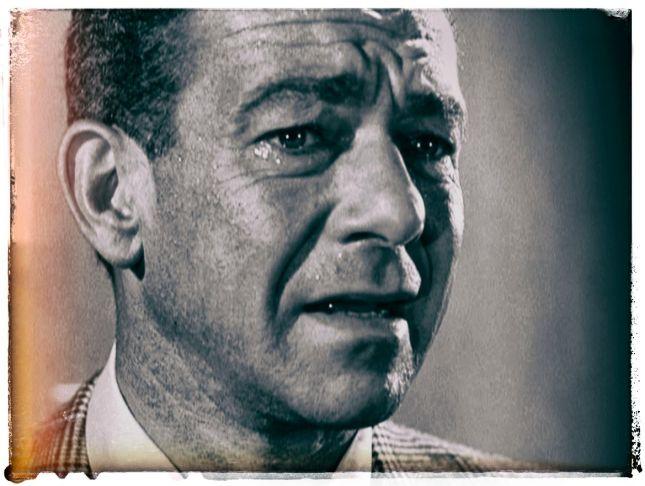 JACK CARTER (1923-2015), COMIQUE DE «STAND UP», SECOND RÔLE DE TV, PRÉSENTATEUR POPULAIRE AUX U.S.A.
