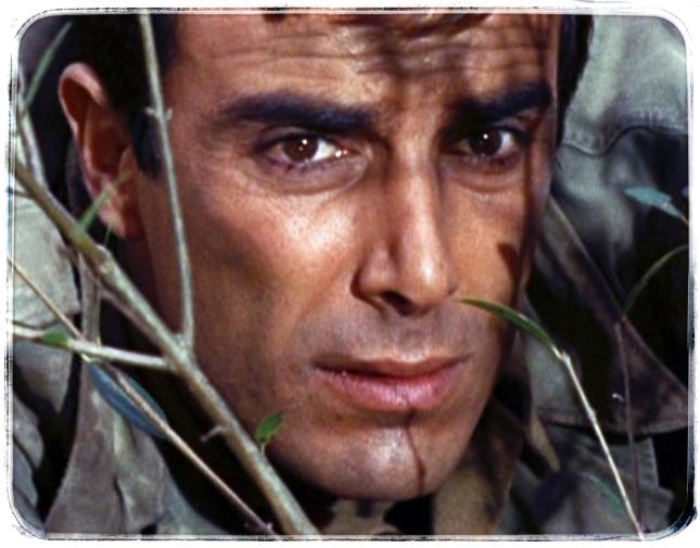 GEORGE HILTON, ACTEUR URUGUAYEN QUI FUT UNE VEDETTE DU WESTERN ITALIEN DANS LES ANNÉES 60 ET 70.