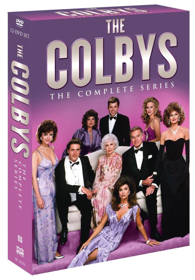 SORTIE U.S. DE L'INTÉGRALE DES «COLBY». HESTON, STANWYCK, KATHARINE ROSS... ÉVIDEMMENT, IL FAUT AIMER LE SOAP OPERA !