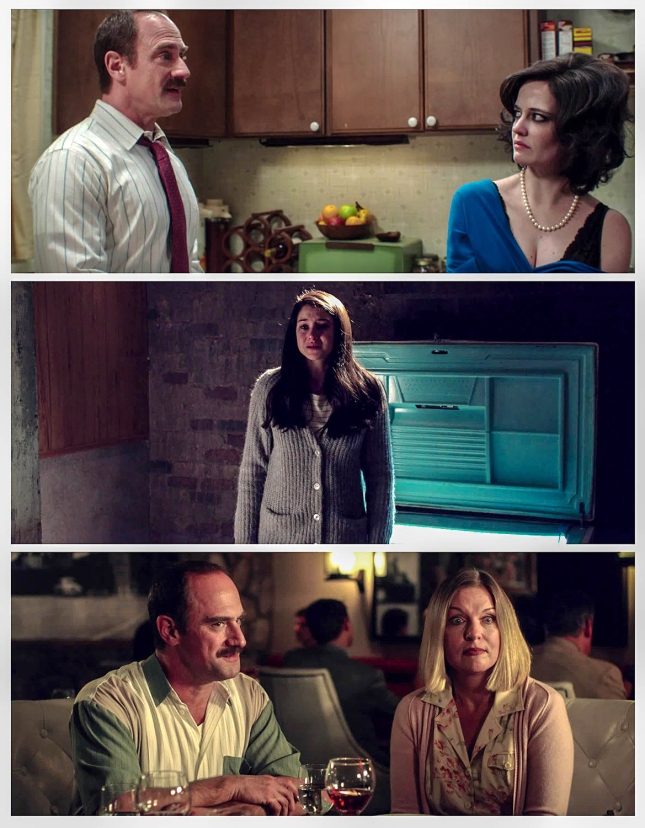 CHRIS MELONI, EVA GREEN, SHAILENE WOODLEY ET SHERYL LEE