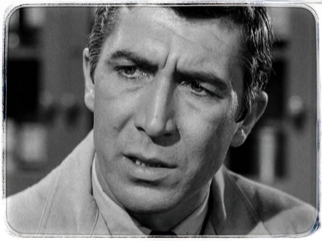 PATRICK O'NEAL (1927-1994), ACTEUR DES ANNÉES 60, SPÉCIALISTE DES RÔLES AMBIGUS ET PEU SYMPATHIQUES.
