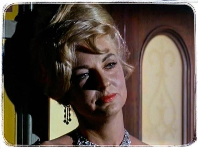 BARBARA WERLE ((1928-2013), SECOND RÔLE DE TV DES ANNÉES 60