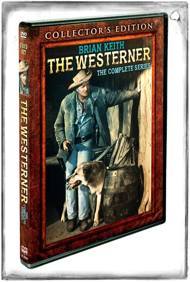 WESTERNER DVD